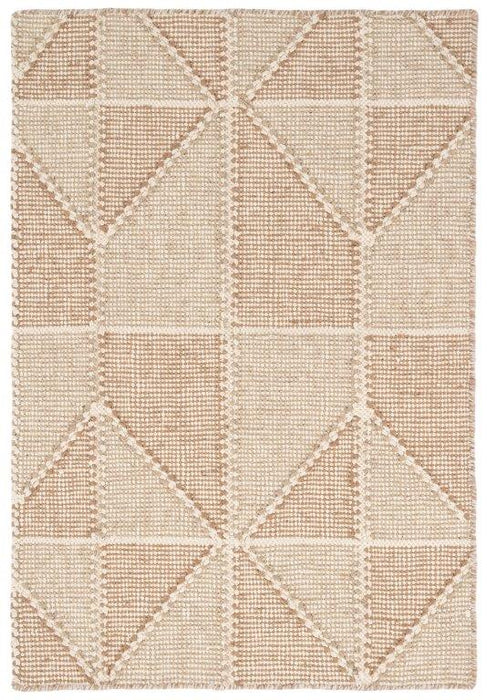 Mark D. Sikes Cotton Loom Knotted Rug - Ojai Wheat