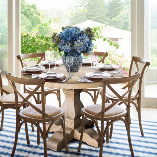 Round Hamptons Dining Table
