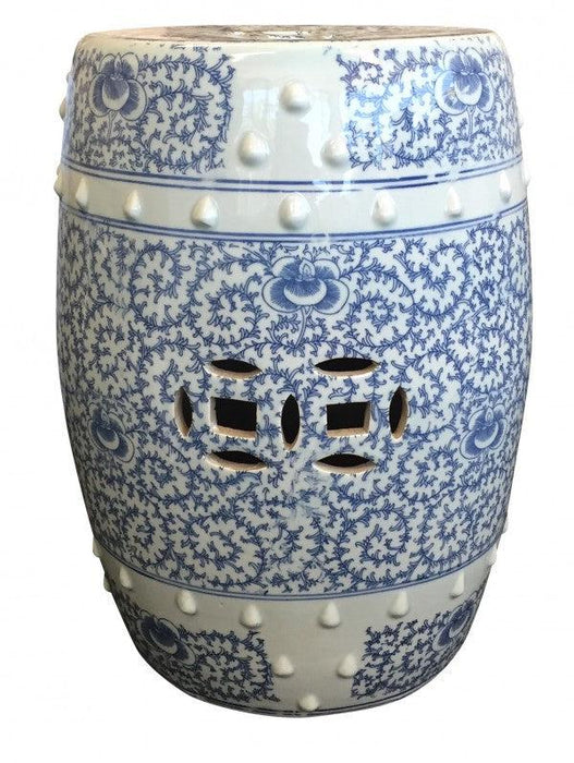 Dynasty Ceramic Stool