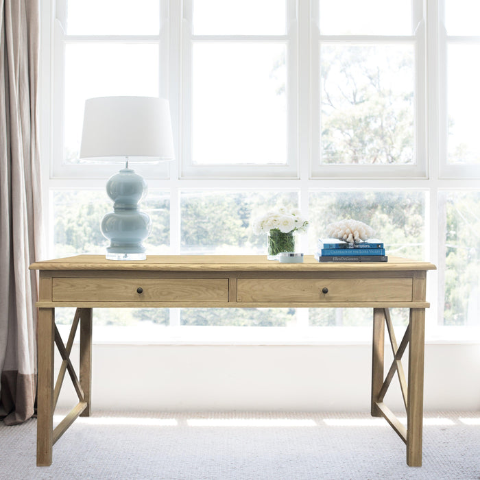 Oak Hamptons Desk
