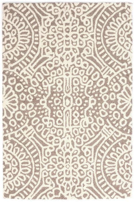 Woollen Rug - Temple Taupe