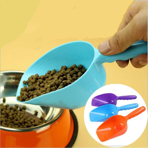 High Quality Pet food shovel For dog food And cat food