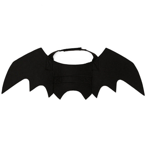 Hoomall Bat Wings Cat Cosplay Costume For Halloween Season