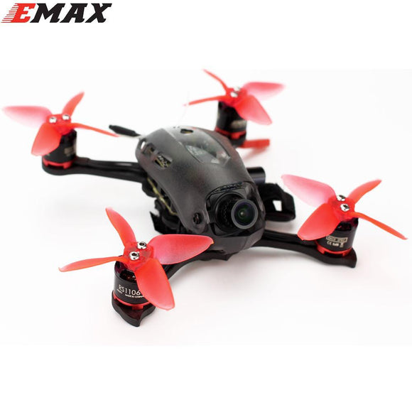 EMAX Babyhawk Race 112mm RS1106 5.8g VTX switchable 25/200mw Micro CCD Sensor Camera FPV Racing Drone Quadcopeter - Quadcopters and Drones for Less