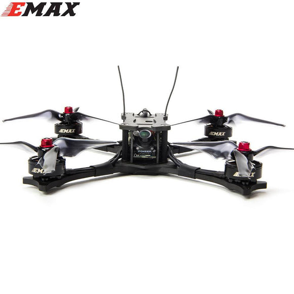 Emax Hawk 5 5 inch FPV RACING DRONE - BNF (FRSKY XM+) RC RC Quadcopter FPV Racing Camera Drone - Quadcopters and Drones for Less