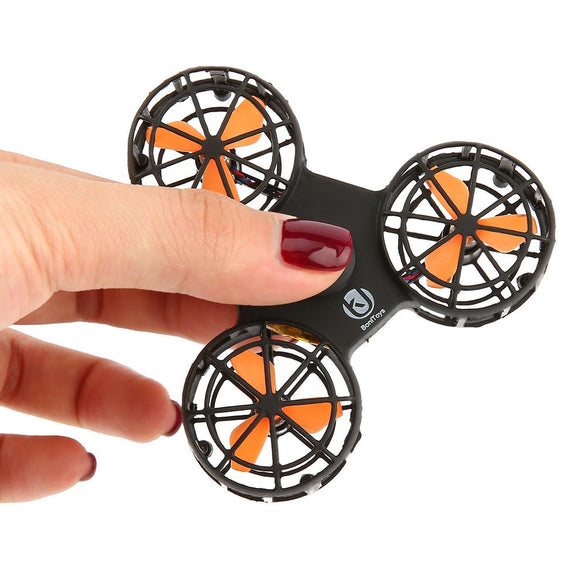 F1 Flying Anti-Anxiety Hand Spinner Toy for Kids, Reduce Adult Stress and Anxiety, Low Speed Flight -quadcopter, drone, FPV quadcopter, rc helicopter, racing Drone