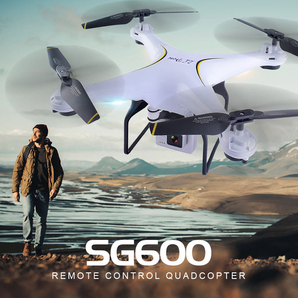 SG600 0.3MP Camera Wifi FPV Drone RC Quadcopter RTF -quadcopter, drone, FPV quadcopter, rc helicopter, racing Drone