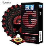 Mingliu 10 Pcs G spot Condoms