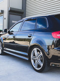 Team Heko Weather Shields - Audi A3 (8P) 5 Door Hatch