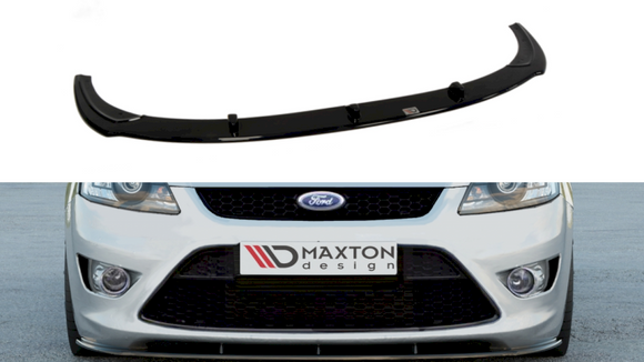 Maxton Design Front Splitter Ford Focus II ST