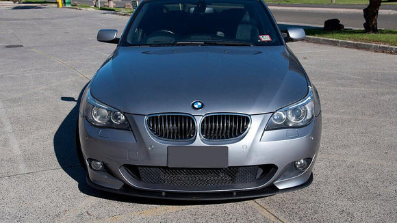 Flow Designs Front Splitter - BMW E60 M-Sport