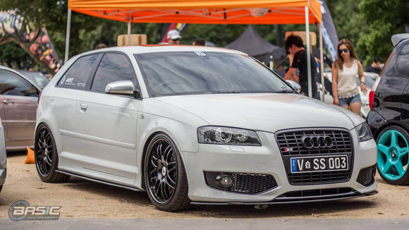 Audi S3 8P PFL Hatch Front Splitter | Flow Designs Australia