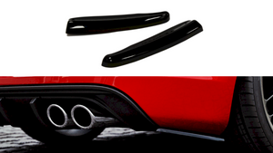 Maxton Design Rear Side Spats Audi S3 (8V) Sportback