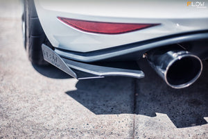 Flow Designs Rear Spats - Volkswagen Golf GTI (MK7)