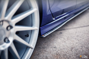 Flow Designs Side Splitter V3 - Volkswagen Golf R (MK7)