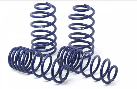 H&R Sport Springs - Mercedes CLA45 (W117) 4-Matic