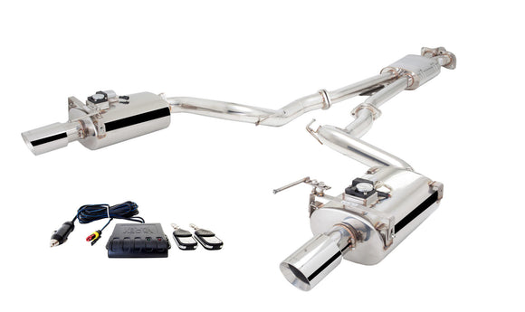 X-Force Catback Exhaust - Ford Mustang GT Fastback 5.0L 15-17