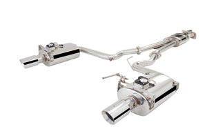 X-Force Catback Exhaust - Ford Mustang GT Convertible 5.0L 15-17