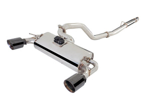 X-Force Valved Cat Back Exhaust - Ford Focus RS (MK3)