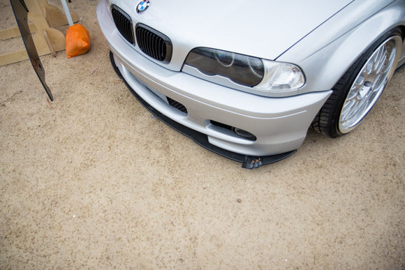 BMW E46 M-Tech Front Splitter | Flow Designs Australia