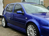 Team Heko Weather Shields - Volkswagen Golf (MK4) 5 Door Hatch