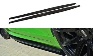 Maxton Design Side Skirts Volkswagen Scirocco R (Facelift)