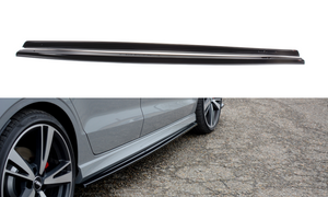 Maxton Design Side Skirts Audi RS3 (8V) Sedan (Facelift)