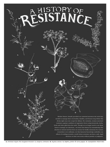 History of Resistance | Poster