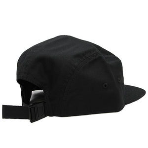 Camper Hat Black-Back