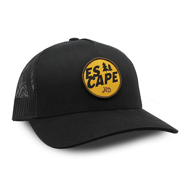 Escape Retro Trucker - Black