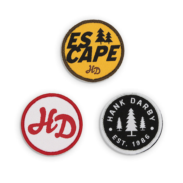 All Circular Patches (Set of 3)