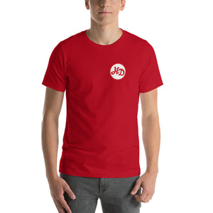 Hank Darby Short-Sleeve Unisex T-Shirt