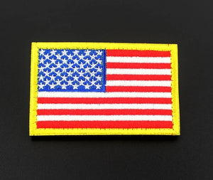 Nation Patches (US, Canada, Australia and more)