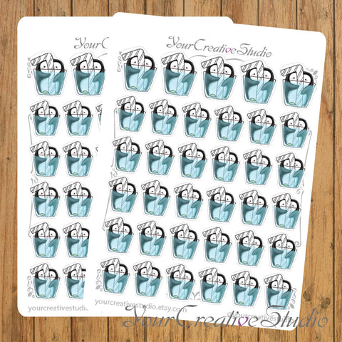 Kawaii Penguins hydrate - YourCreativeStudio