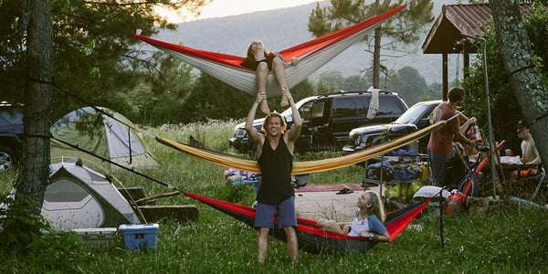 Year Round Hammock Party Seven Ways To Hang Fayettechill