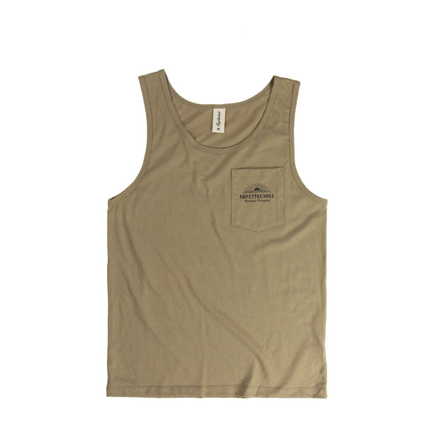 Outland Unisex Tank Top - SS19 FAY Mojave XS