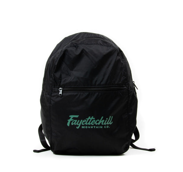 Scripps Packable Backpack Unisex Backpack FAY Black OS