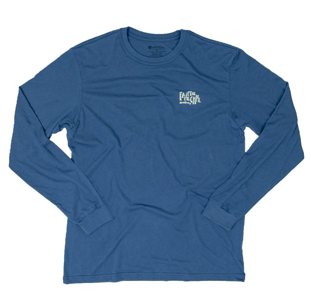 Delta Blues Unisex Long Sleeve T-Shirt FAY