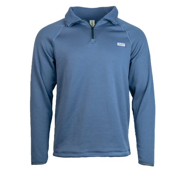 Henderson Men's Technical Top FAY Glass Blue XS
