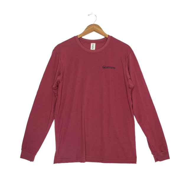 Sunset Hammock Unisex Long Sleeve T-Shirt - FW18 FAY