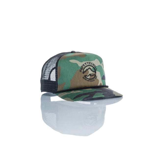 Mountain Tide Men's Headwear FAY Camo OS