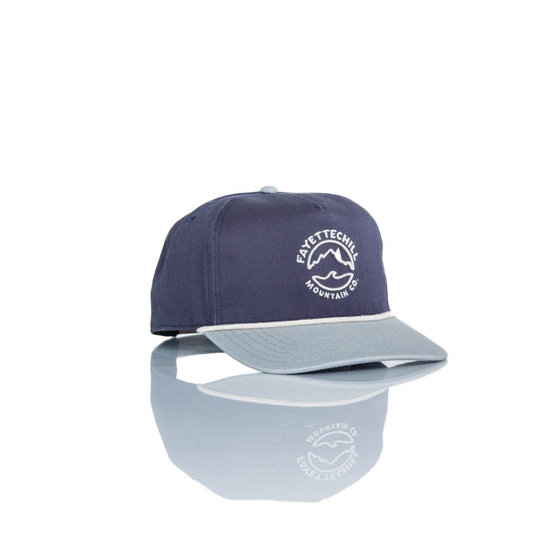 Mountain Tide Men's Headwear FAY Navy/White OS
