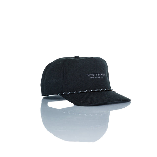 OZK MTNS Men's Headwear - FW18 FAY Black OS