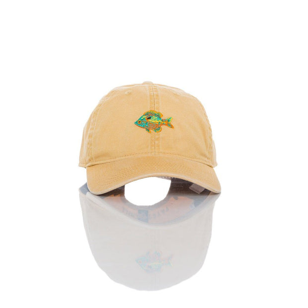 Longear Men's Headwear - SS19 FAY Golden Amber OS