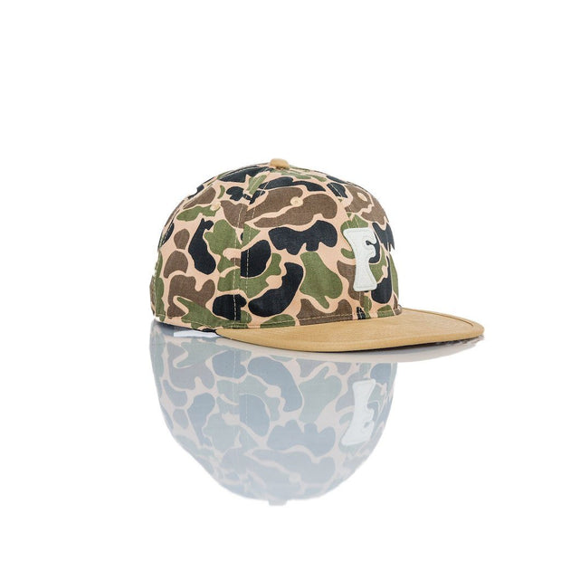 Bambino Men's Headwear - SS19 FAY Camo/Tan OS