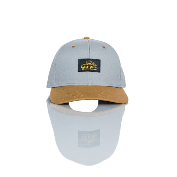 Pinnacle Men's Headwear - SS19 FAY Grey/Brown OS