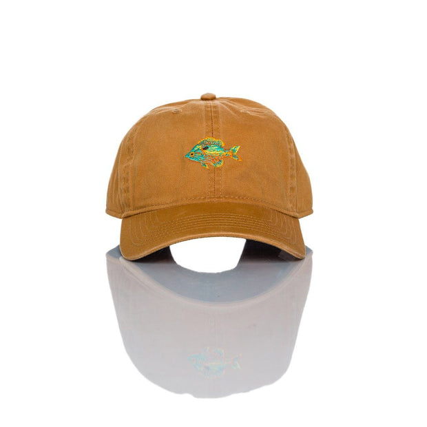 Longear Men's Headwear - SS19 FAY Burnt Orange OS