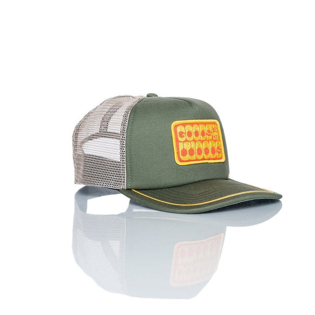 Hank Men's Headwear - SS19 FAY Olive OS