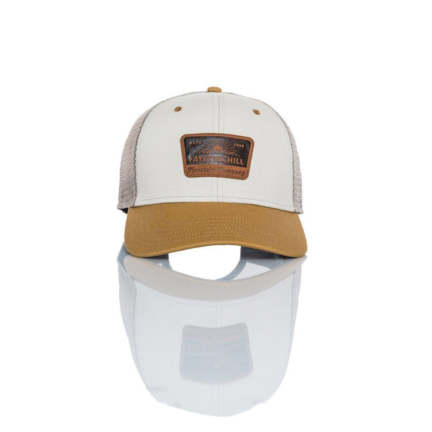 Landmark Men's Headwear - SS19 FAY Cream/Brown OS