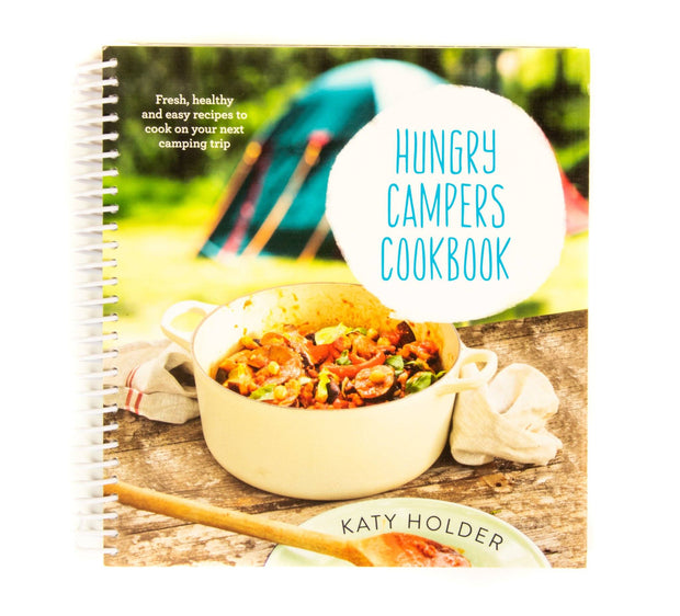 Hungry Campers Cookbook Accessories FAY